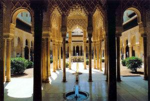 The-Alhambra--Granada