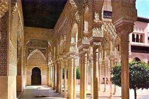 The-Alhambra-Granada-Spain-